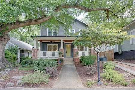 Candler Park Homes For Sale Atlanta - Candler Park Real Estate