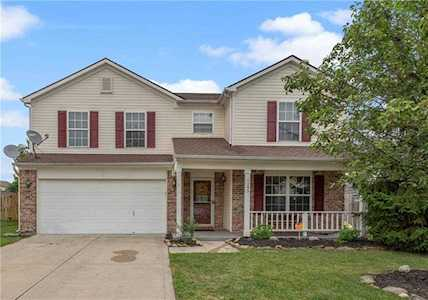Lake Ridge Subdivision Homes for Sale   Brownsburg Indiana Homes