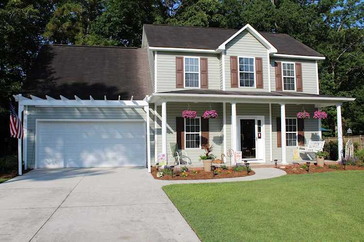 Home For Sale At 131 Combine Lane, Leland NC in Snee Farm