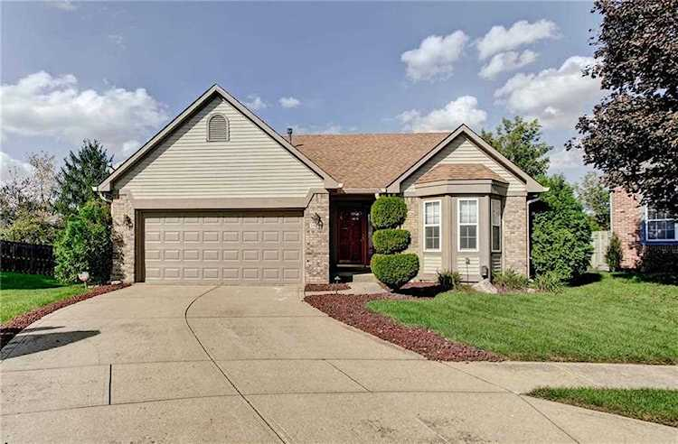 7423 Deville Court Indianapolis In 46256 Mls 21591316