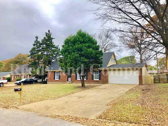 1966 Danberry Ave Memphis, TN 38116 | MLS 10042158