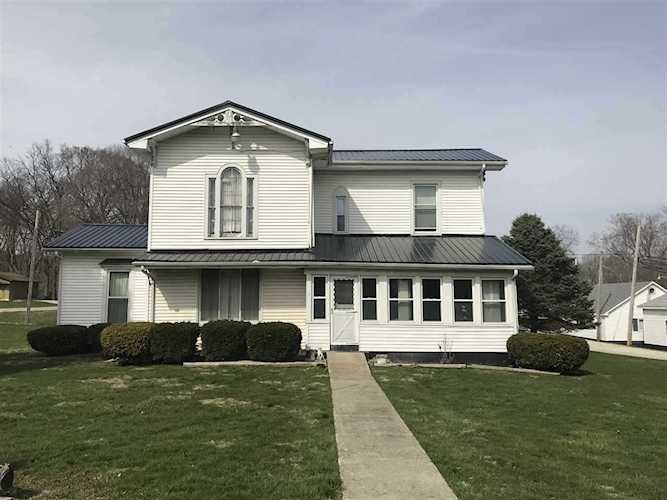 Remarkable 510 E Monroe Street Williamsport In 47993 Mls 201813910 Home Interior And Landscaping Synyenasavecom