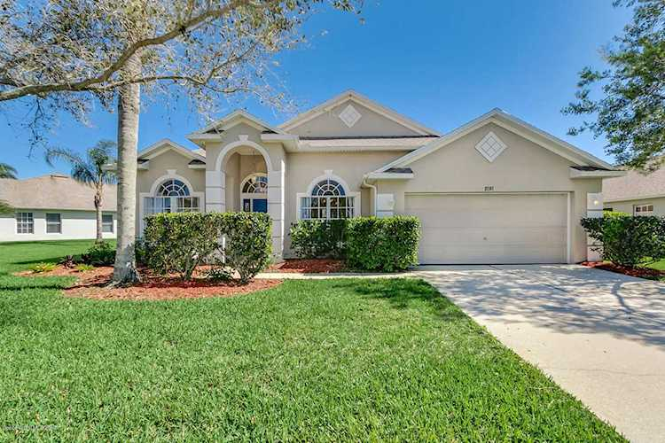 Pleasant 2191 Weatherly Avenue West Melbourne Fl 32904 Mls 838878 Home Interior And Landscaping Palasignezvosmurscom