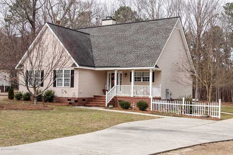 Home For Sale At 3632 Carriage Farm Road, Rocky Mount NC in