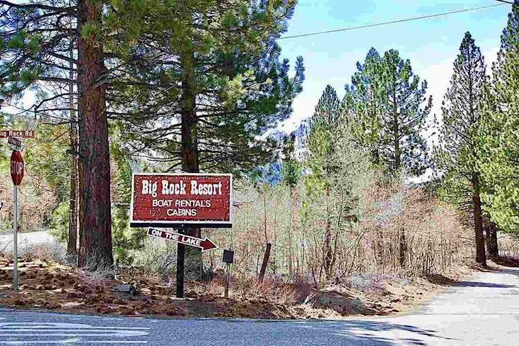 120 Big Rock Road Big Rock Resort June Lake, CA 93529 | MLS 190204