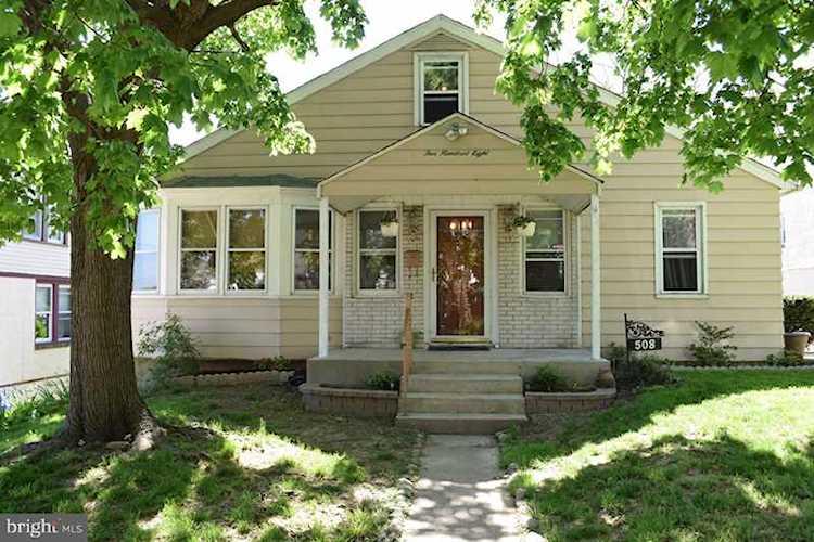 Prospect Park Pa >> 508 Prospect Ave Prospect Park Pa 19076 Mls Pade487496