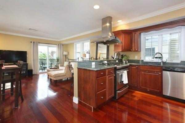 Charlestown Boston 242 Bunker Hill St 1 Ma Condo For Sale