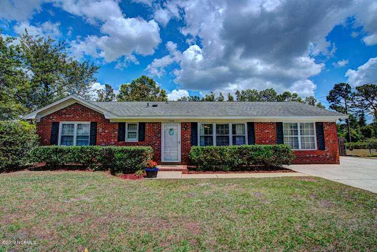 Home For Sale At 1202 Spring Branch Road Wilmington Nc In