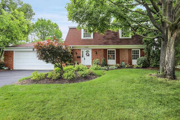 Outstanding 1278 Norwell Drive Columbus Oh 43220 Mls 219022349 Home Interior And Landscaping Analalmasignezvosmurscom