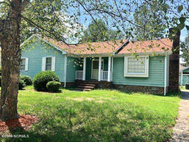 Home For Sale At 1612 Old Barn Road, Rocky Mount NC in Old Farm