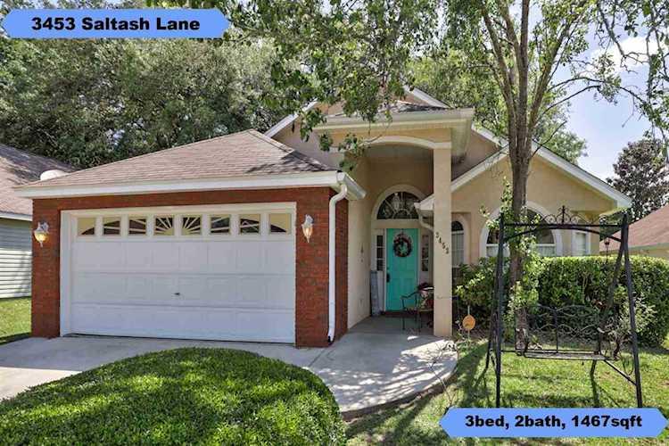 3453 Saltash Ln Tallahassee, FL 32317 in Weems Plantation